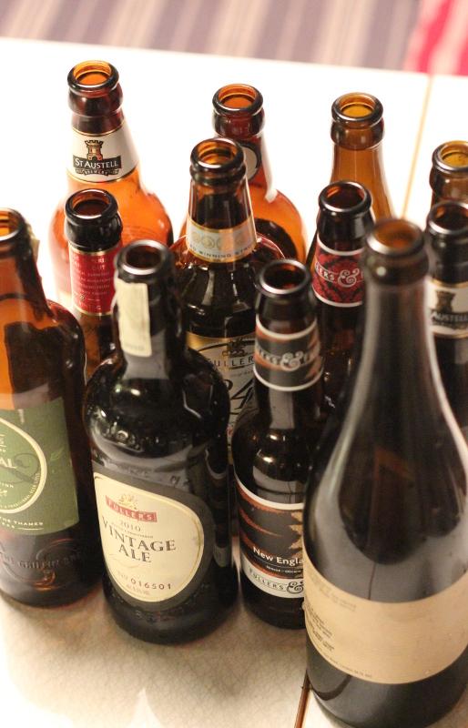 Alla flaskorna, återträff 2017, Karlströms Malt