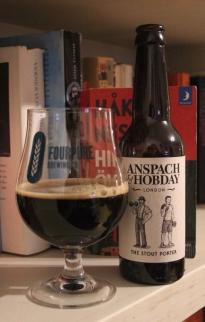 Anspatch&Hobday, The Stout Porter, London, Karlströms Malt