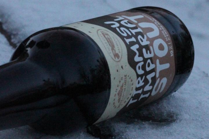 Tiramisu Imperial Stout, Hawkshead Brewery, Karlströms Malt