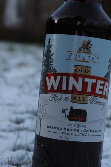 Fuller's Old Winter Ale, Karlströms Malt