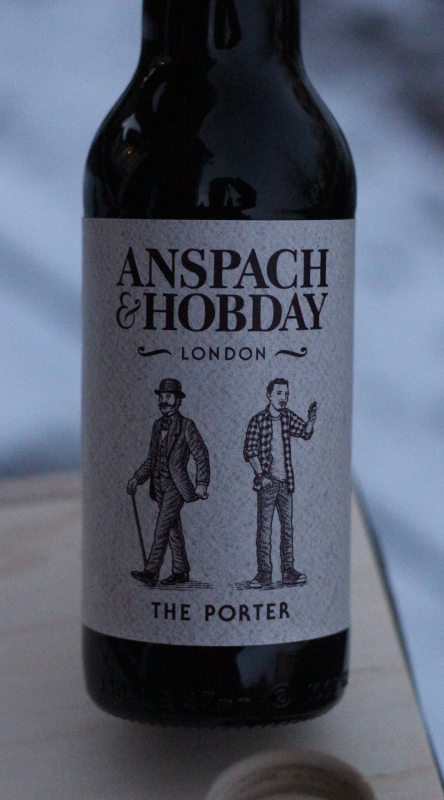 Anspach & Hobday, The Porter, Karlströms Malt