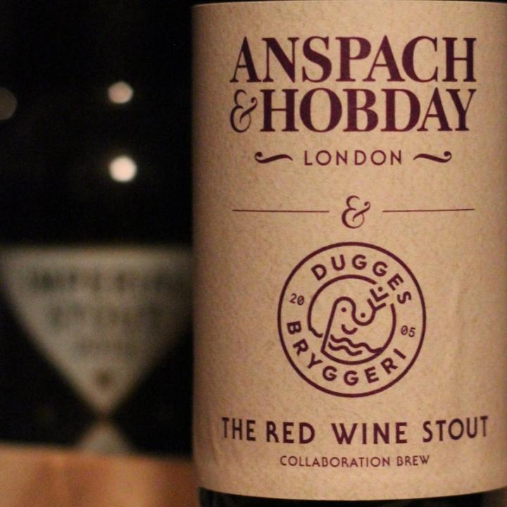 ANspatch&Hobdays, Dugges, The Red Wine Stout, Karlströms Malt.JPG