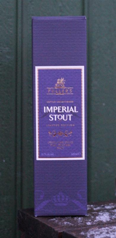 Fuller's Imperial Stout, Karlströms Malt