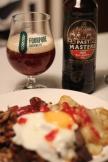 Past Master Fuller's 1905 Old London Ale, Karlströms Malt, Pyttipanna