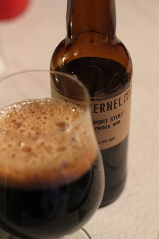 The Kernel, Export Stout London 1890, Karlströms Malt
