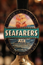 Seafarers Ale, Gale, Fuller, Karlstroms Malt