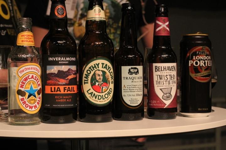 Brittiska öl, Peter M Eronsson, Öl i fokus, Karlströms Malt