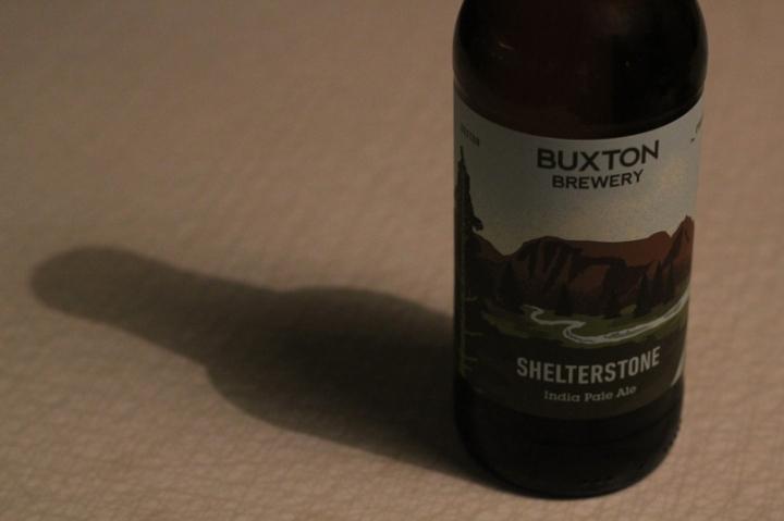 Shelterstone, Buxton Brewery, Flaska, Skugga, Karlströms Malt
