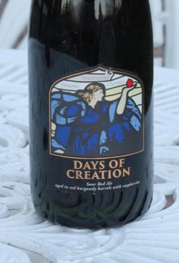 Days of Creation, Thornbridge, Karlströms Malt, Ölflaska