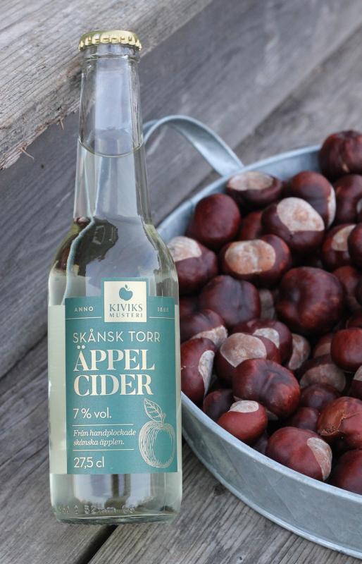 Skånsk Cider, Kiwiks, Karlströms Malt
