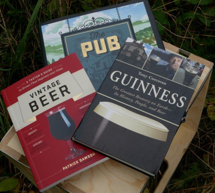 Bokinköp, Guinness, Aged Beer, Pubs, Karlströms Malt